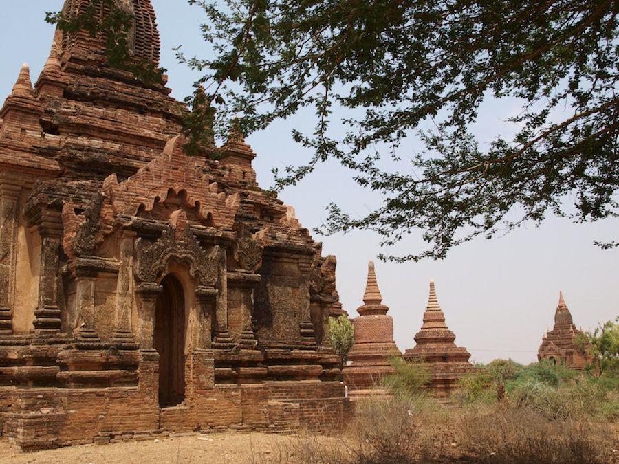 Viajar a Bagan Myanmar