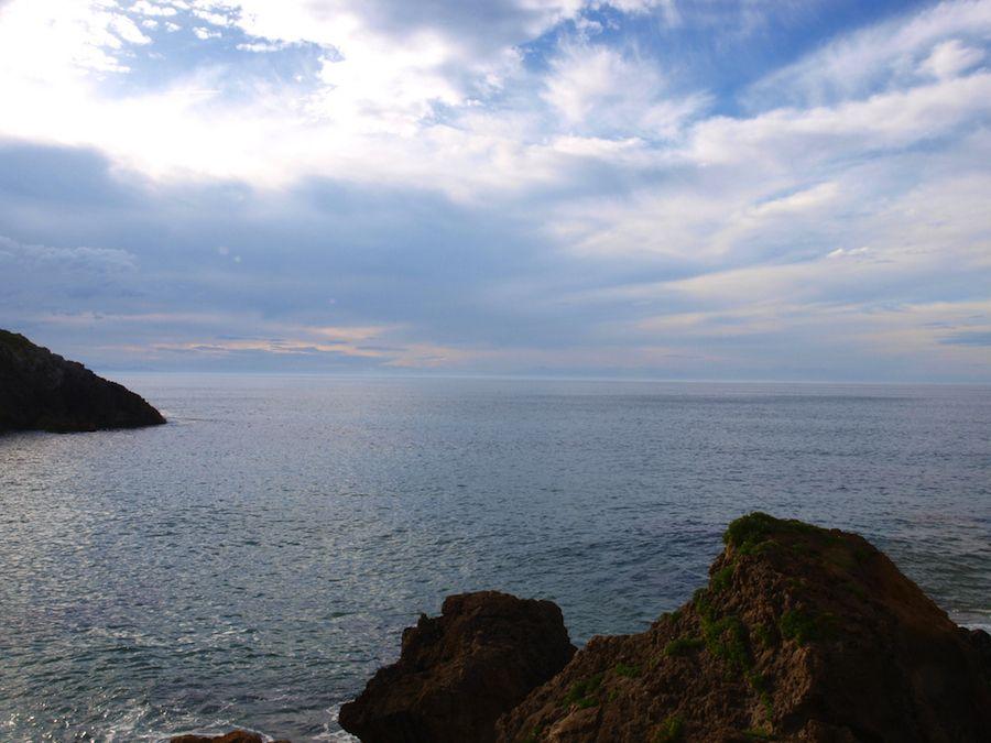 Playa de Ubiarco, Cantabria