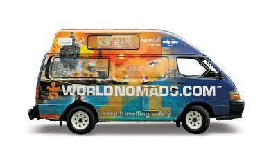 World Nomads seguro de viaje