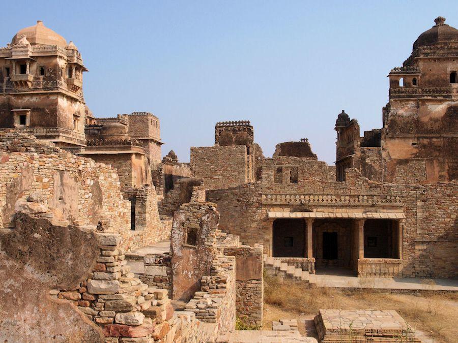 Fortaleza Chittogarh Rajasthan