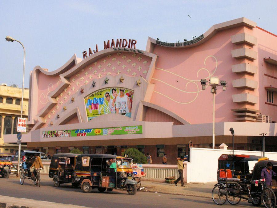 El cine más famoso de India