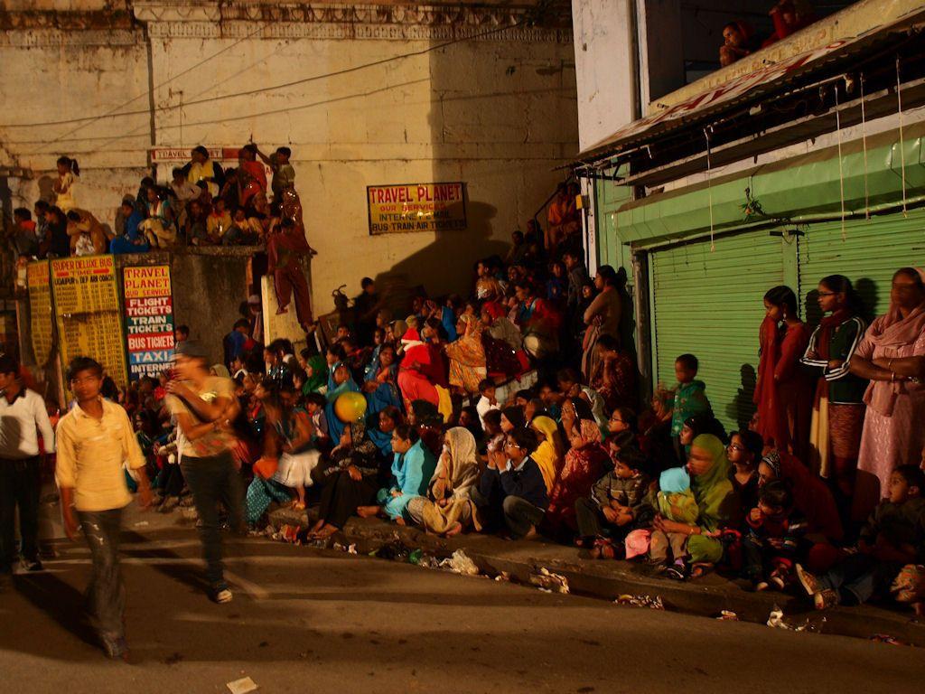 Celebracion Muharram Udaipur