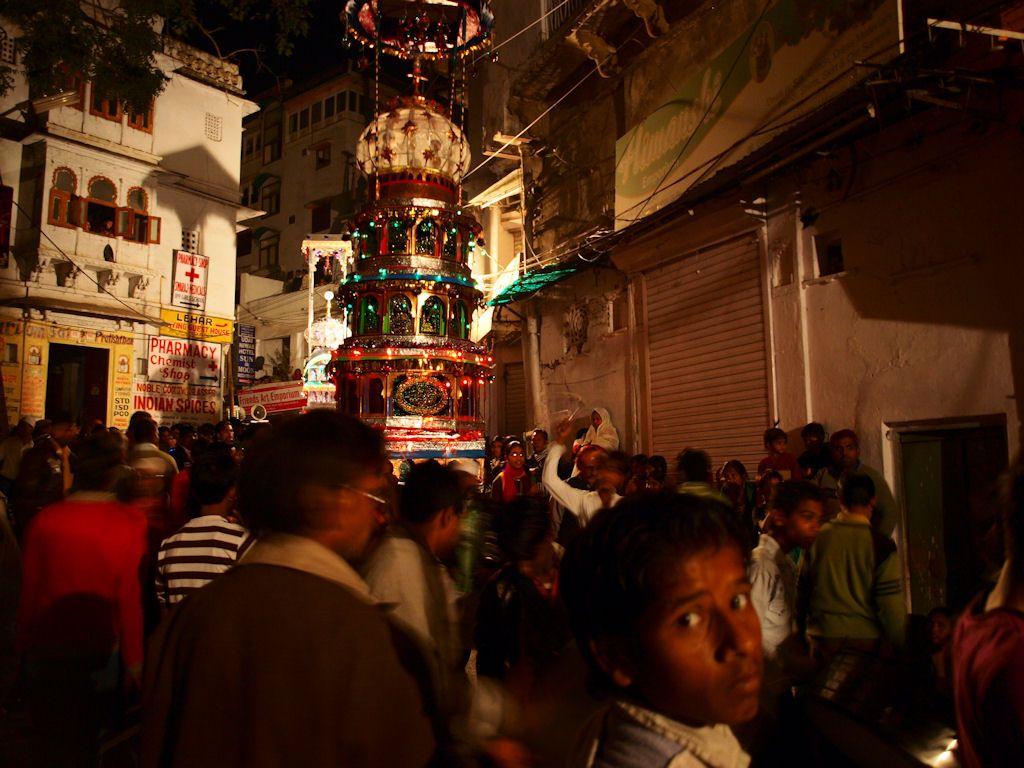 Muharram en India
