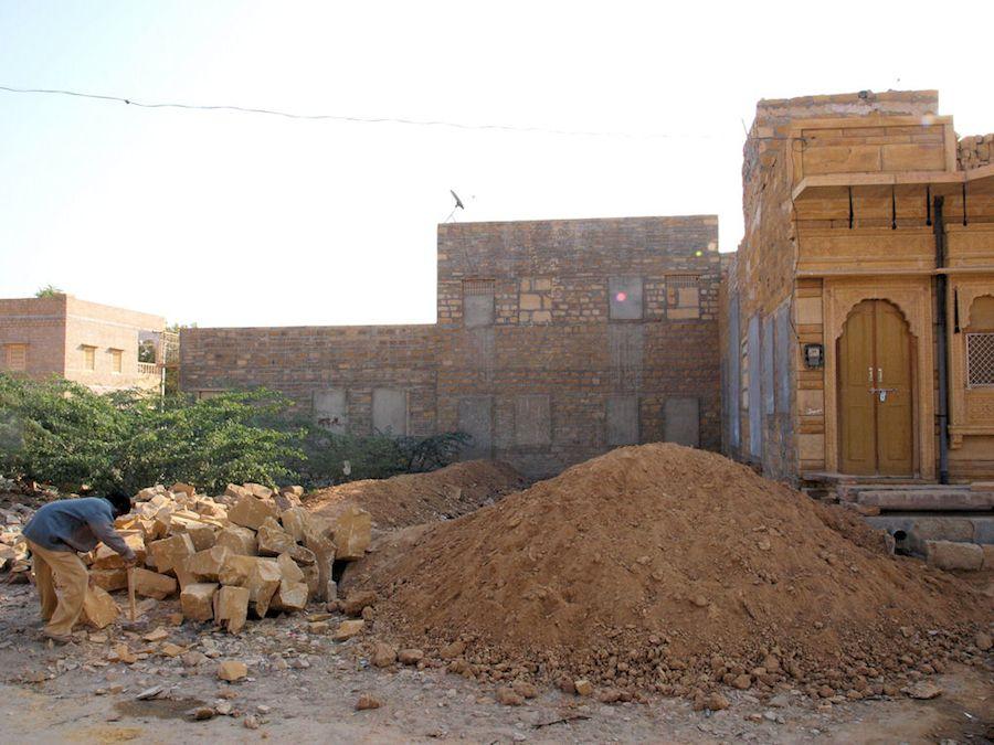 Donde dormir en Jaisalmer