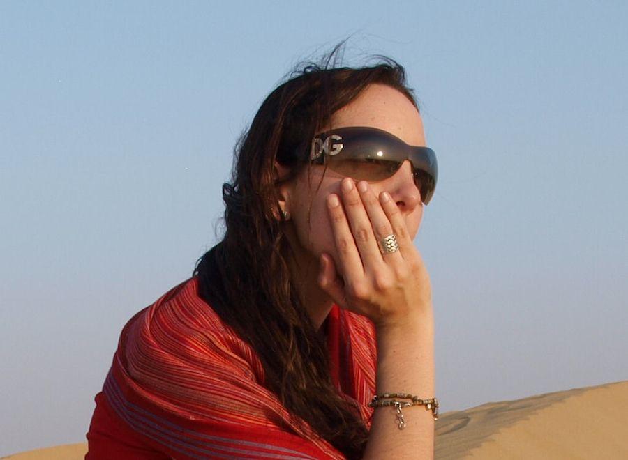 Thar Jaisalmer sunset