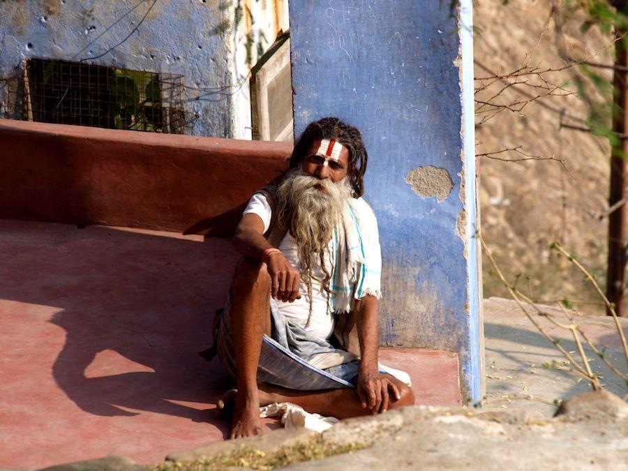 Sadhus de India