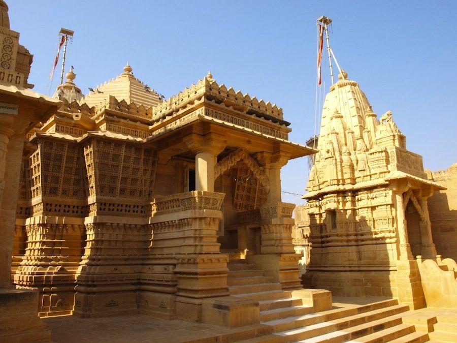 Imprescindible en Jaisalmer