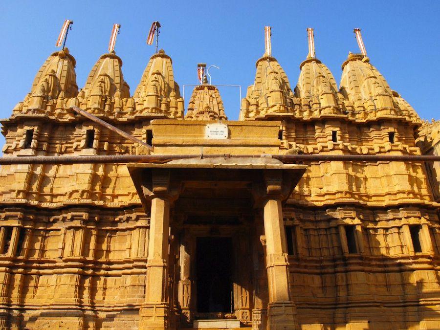 La religion Jainista en India