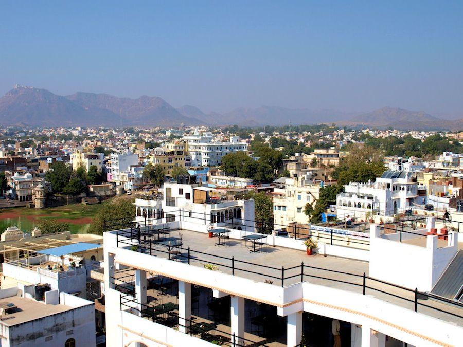 Udaipur Ciudad Blanca Rajasthan