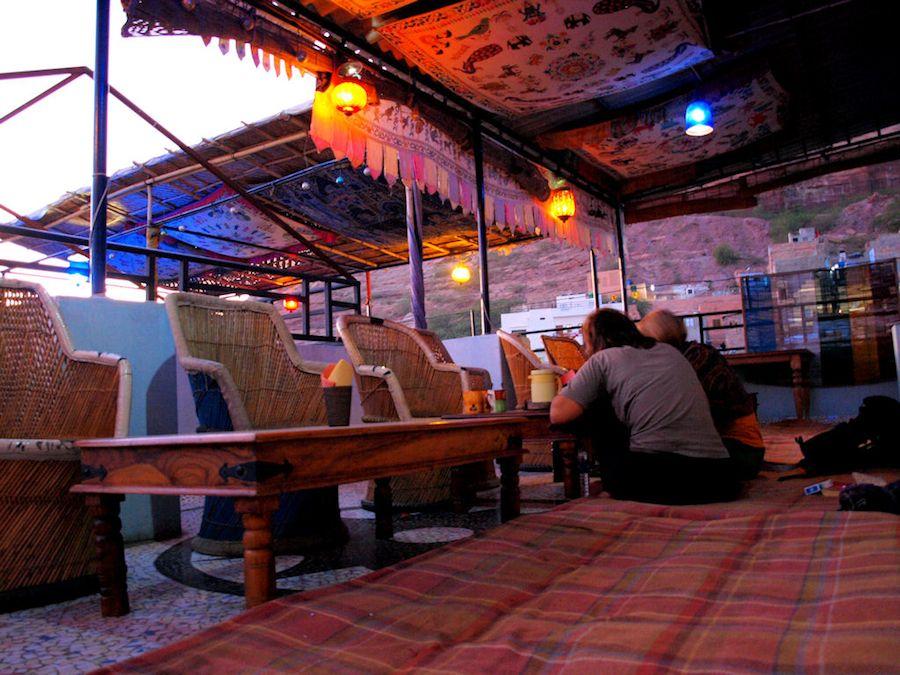 Yogis Guesthouse Jodhpur India