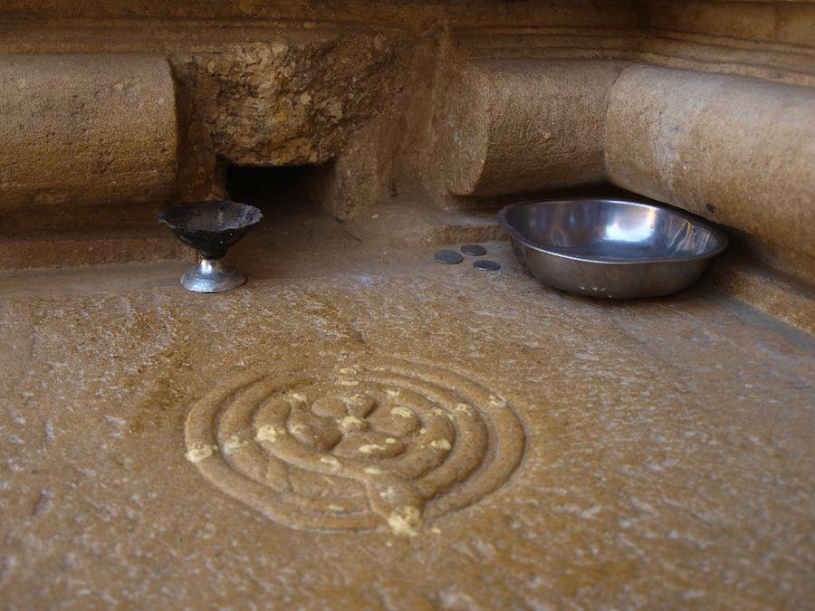 serpiente cobra Lodruva Jaisalmer