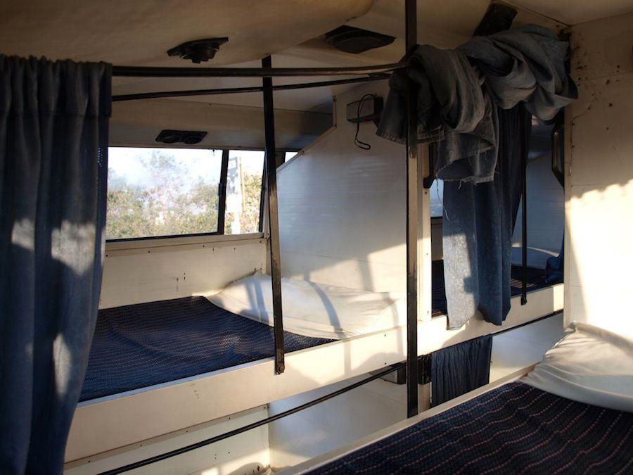 Literas autobus India