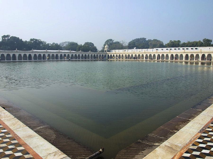Templo sij sikh delhi india
