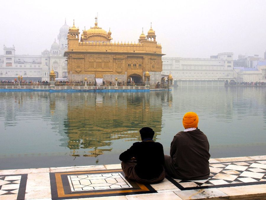 golden temple amritsar sikh