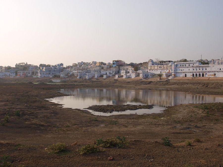 Pushkar, ciudad sagrada de Rajasthan