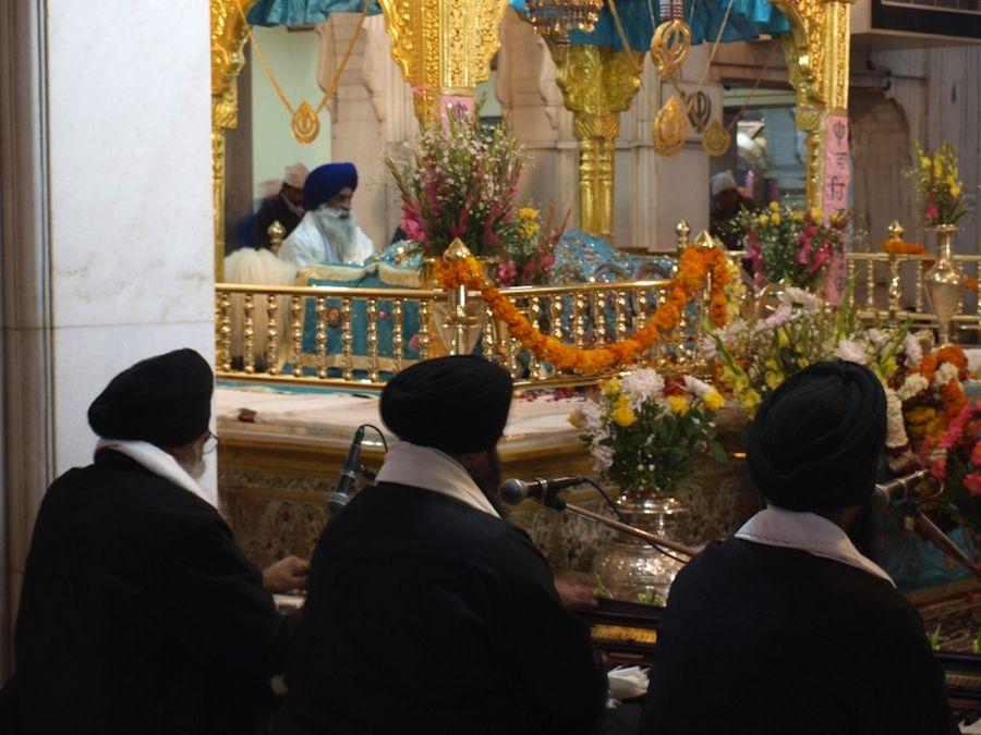 sacerdotes sikhs sijs delhi india