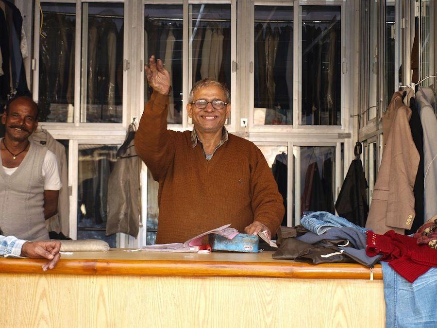tiendas en Taj Ganj, Agra