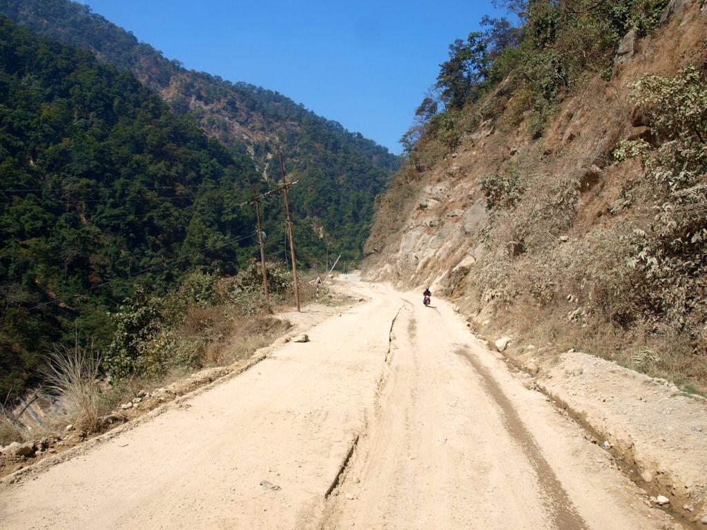 como ir de Lumbini a Phokara Nepal