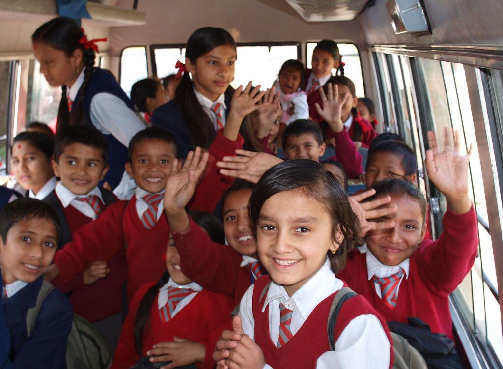 Transporte en Nepal, autostop, Pokhara