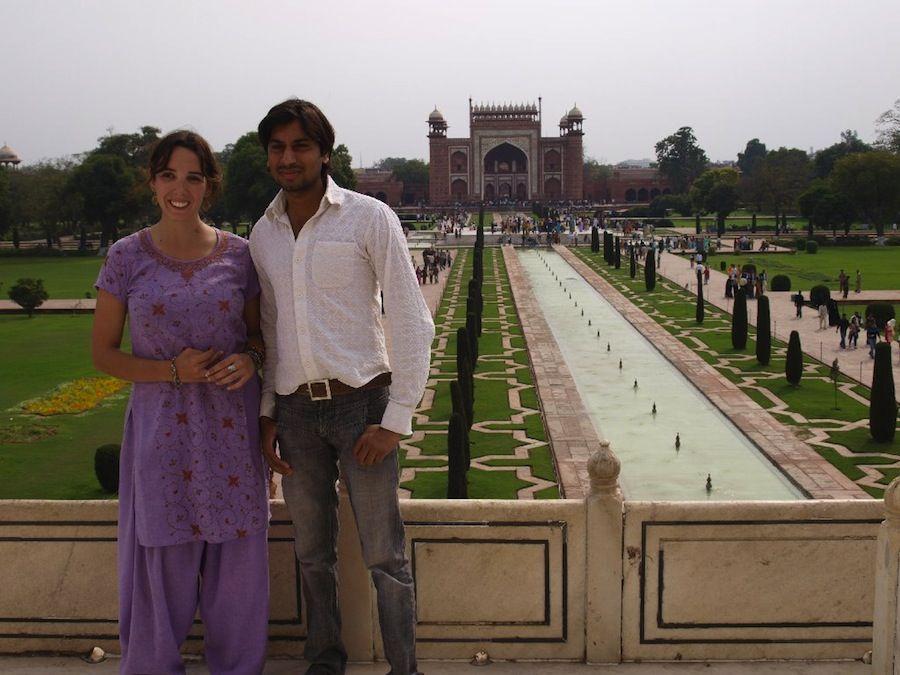 Turistas Indios, fotografias