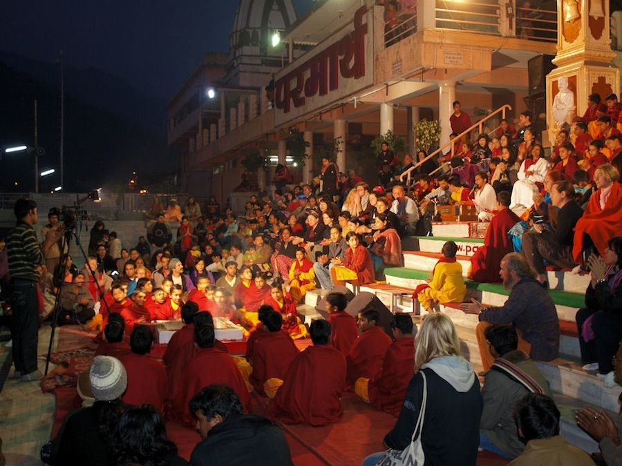 Que hacer en Rishikesh, viaje a India