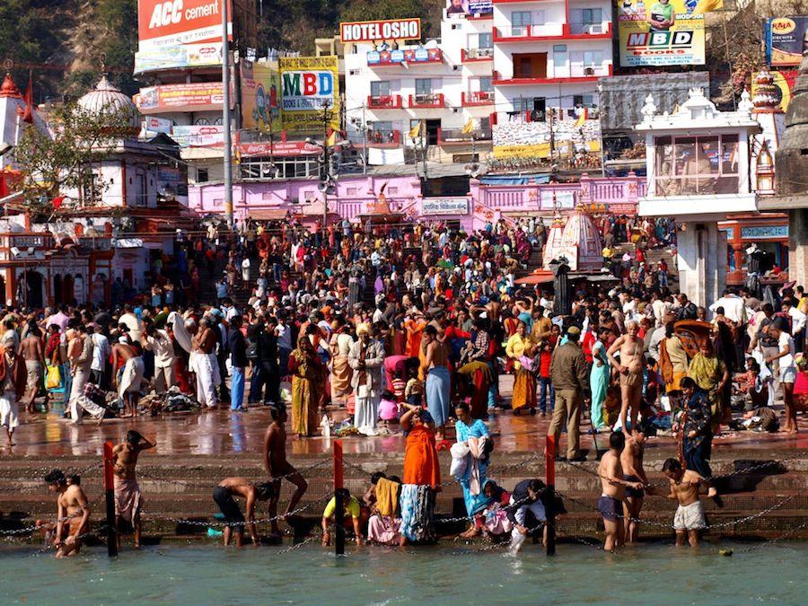 Viajar a India: que hacer en Haridwar