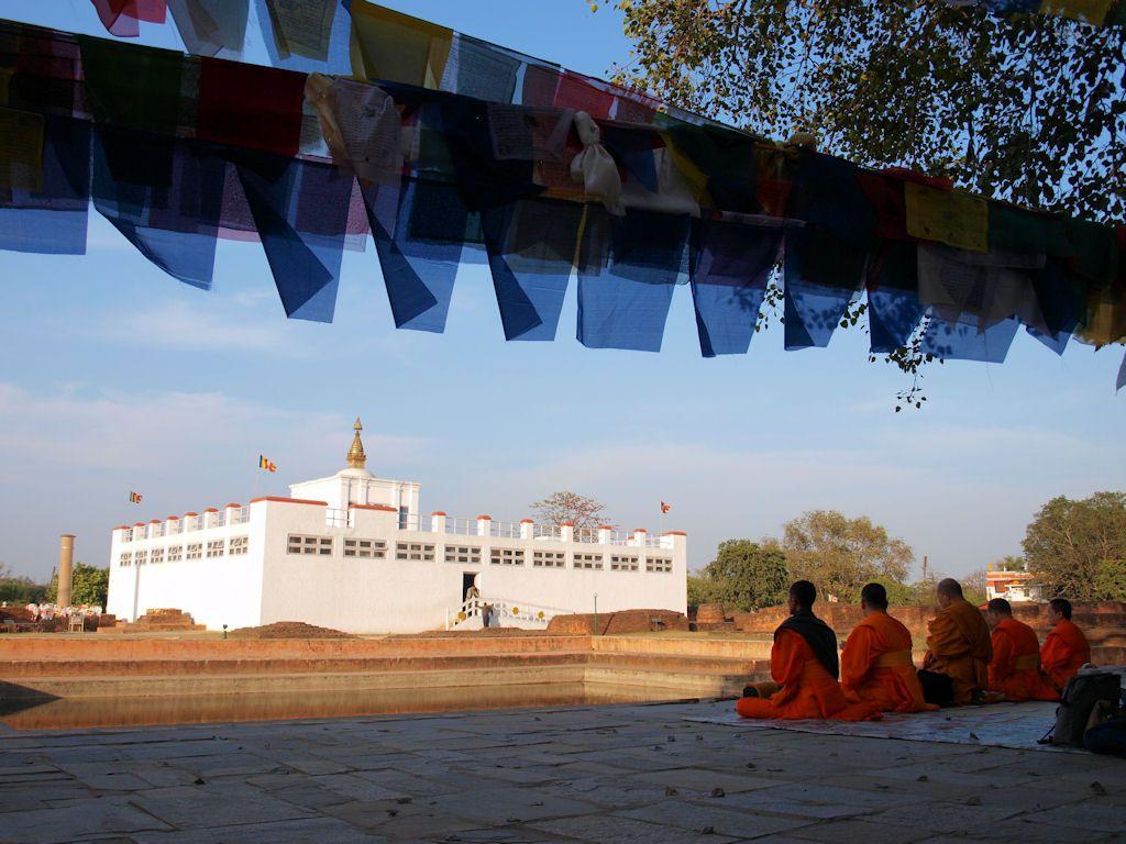 Viaje a Nepal, que ver en Lumbini, budismo