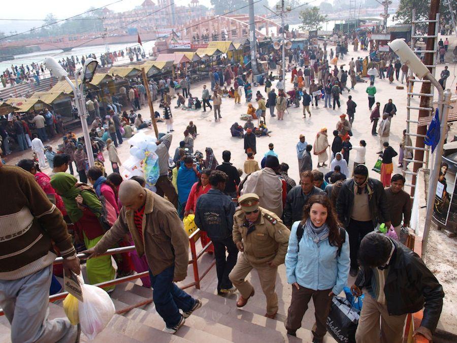 Viajar a Haridwar, India