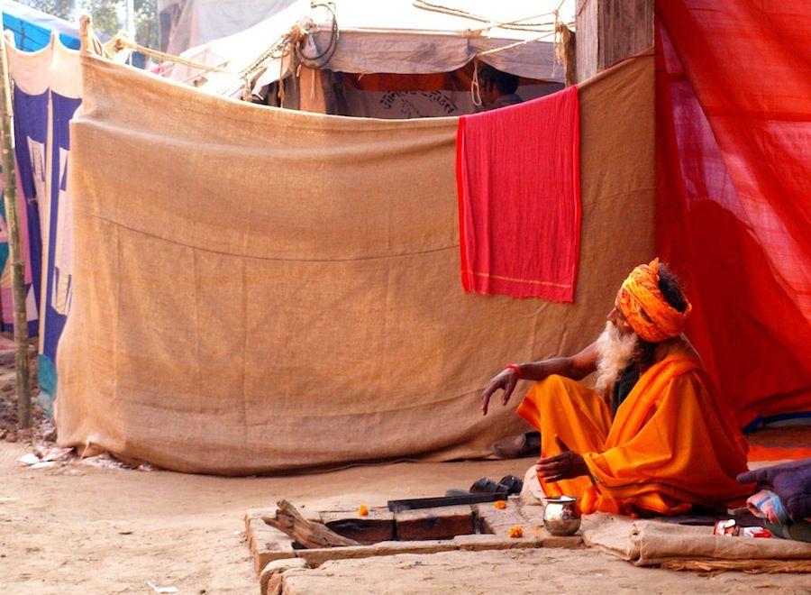 Kumbh Mela en Haridwar, India
