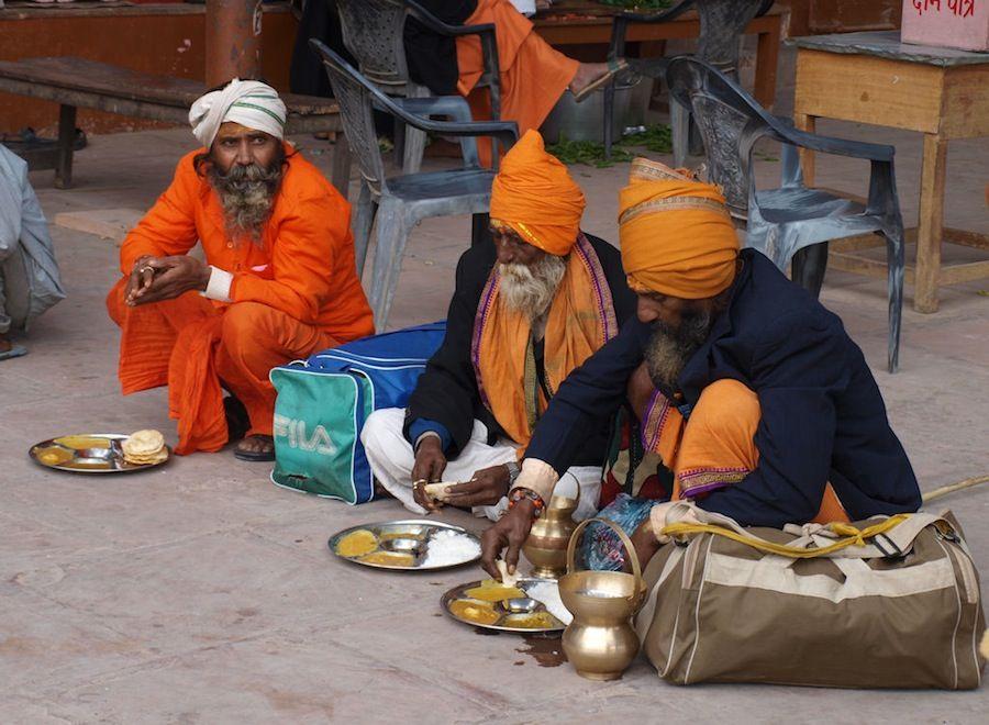 Kumbh Mela, fiesta religiosa de India