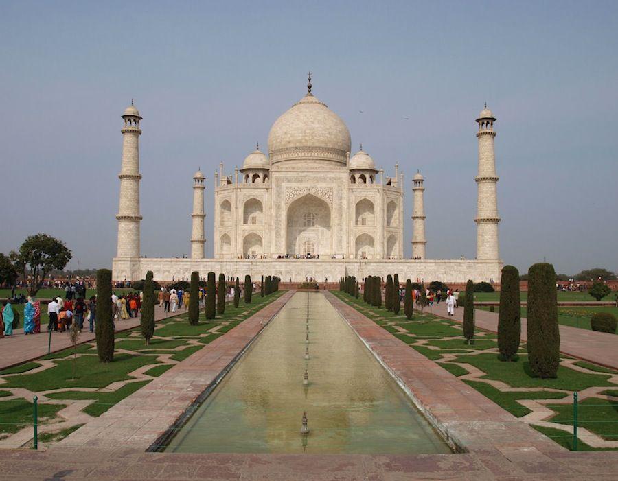Taj Mahal, maravilla de India