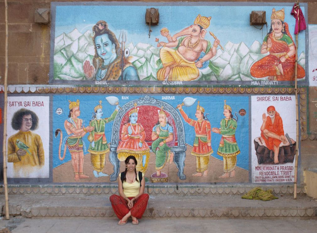 Viaje a India, Varanasi