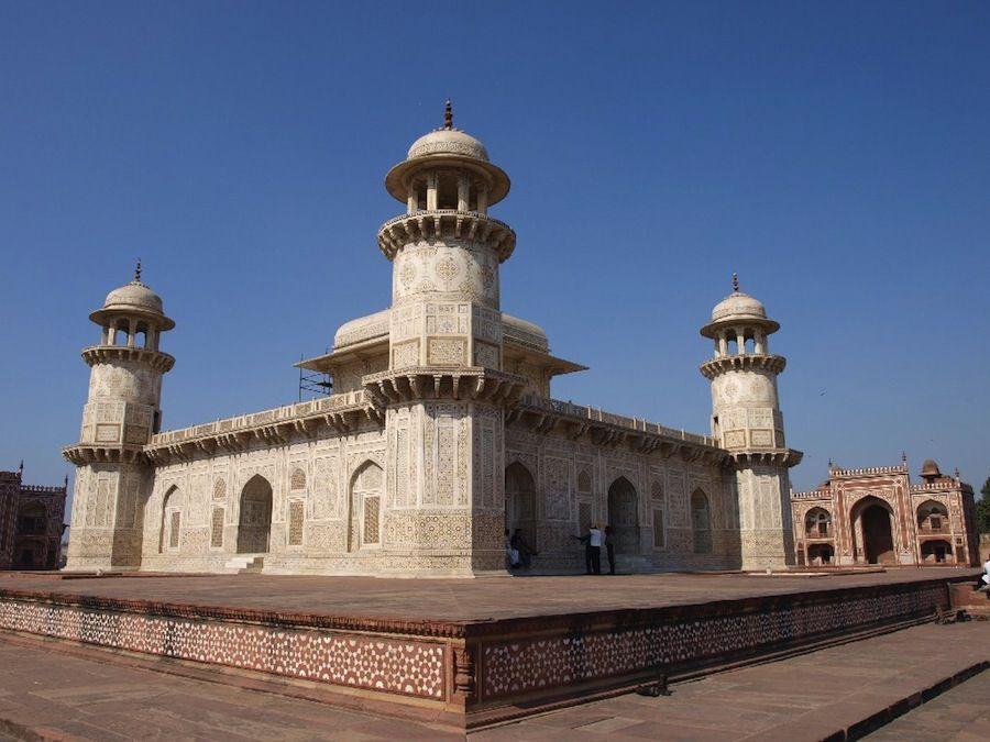 Que ver en Agra