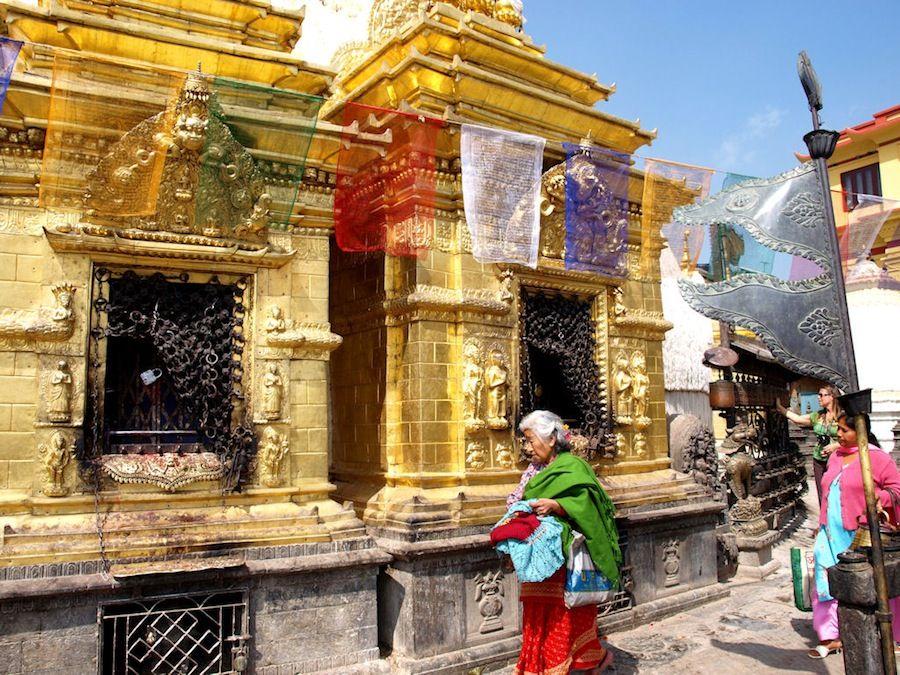 Que ver en Kathmandu, budismo
