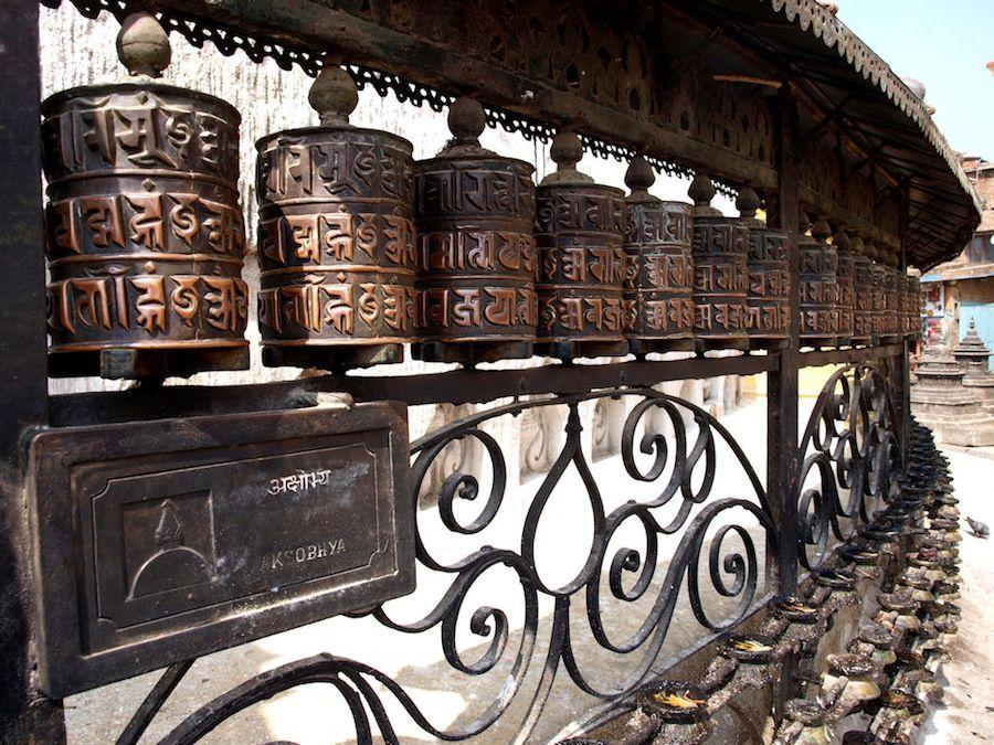 Budismo en Kathmandu, Nepal