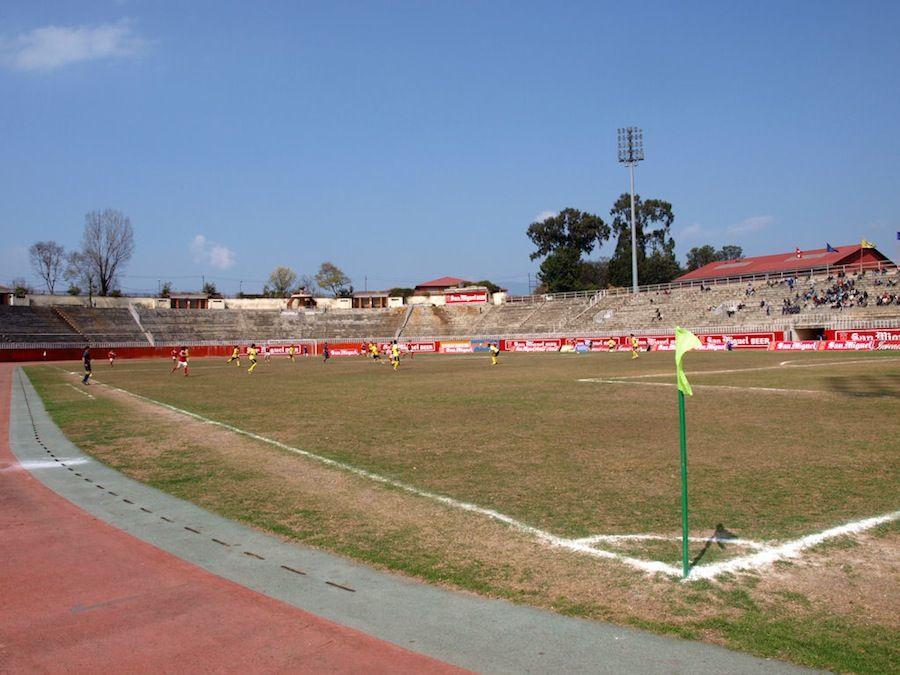 Futbol en Nepal