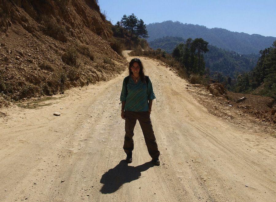 Transporte en Nepal, viaje