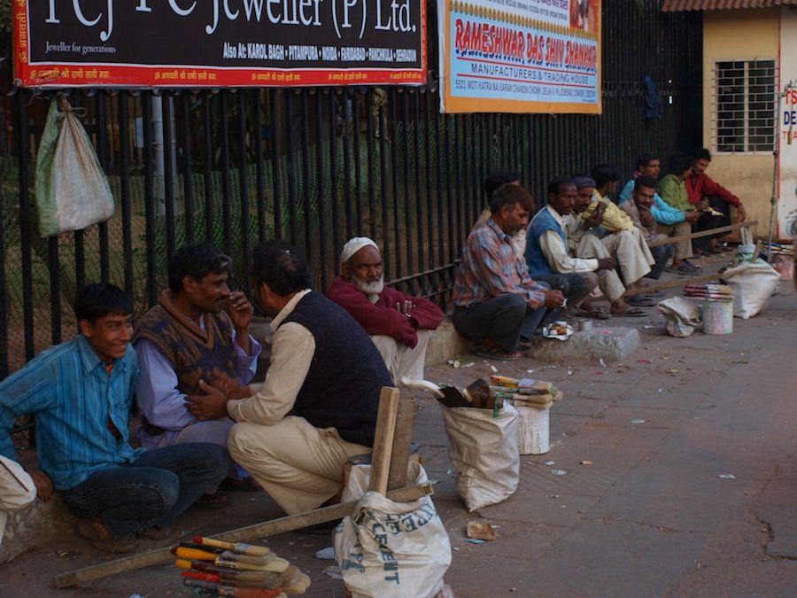 India, viaje, que ver en Delhi, paseo, vieja Delhi