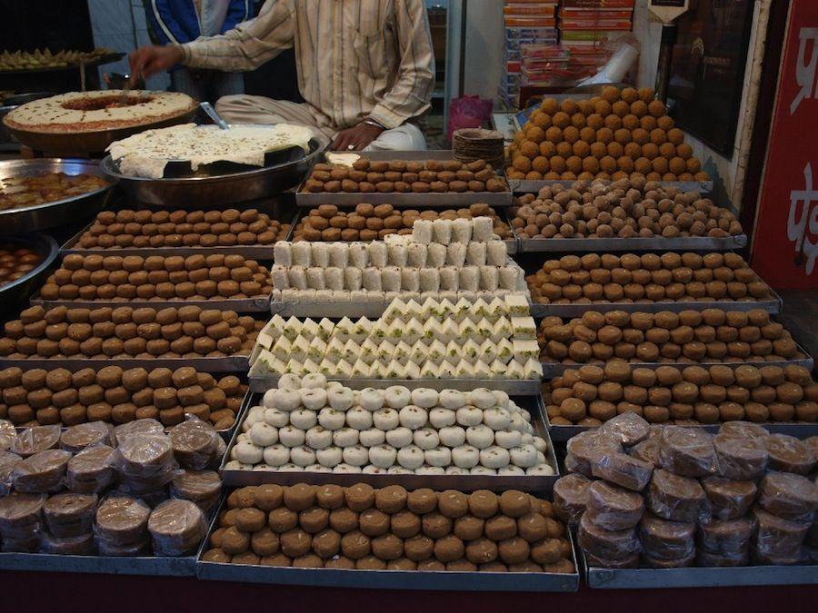 postres, India, platillos, barato, comida, mochileros
