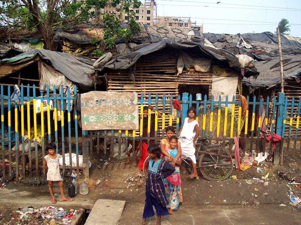 pobreza, miseria, turismo solidario