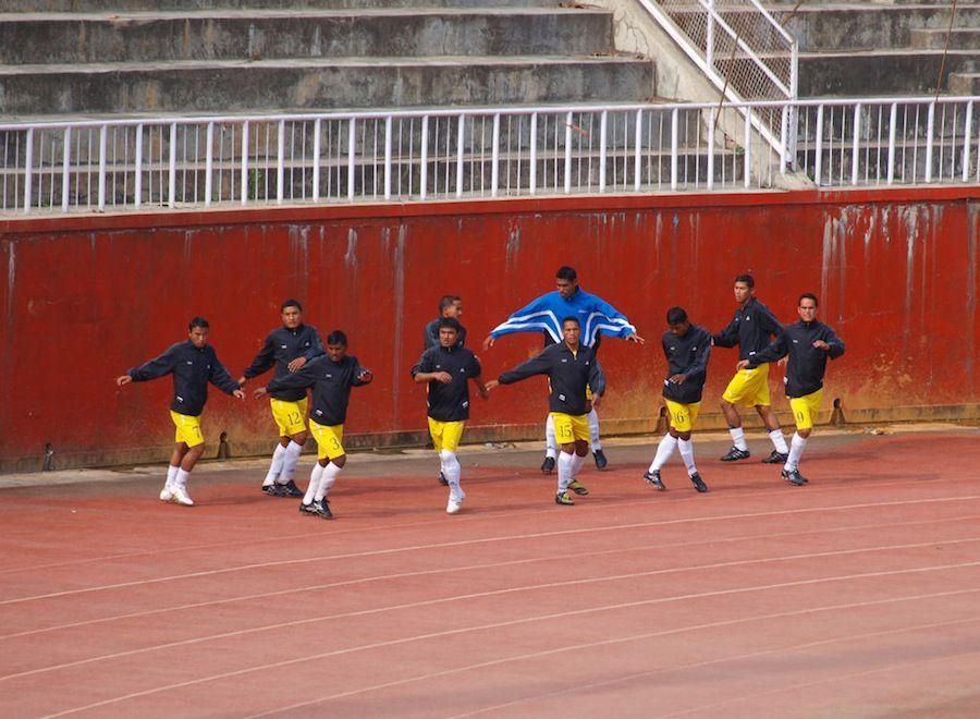 Fútbol en Nepal Asia