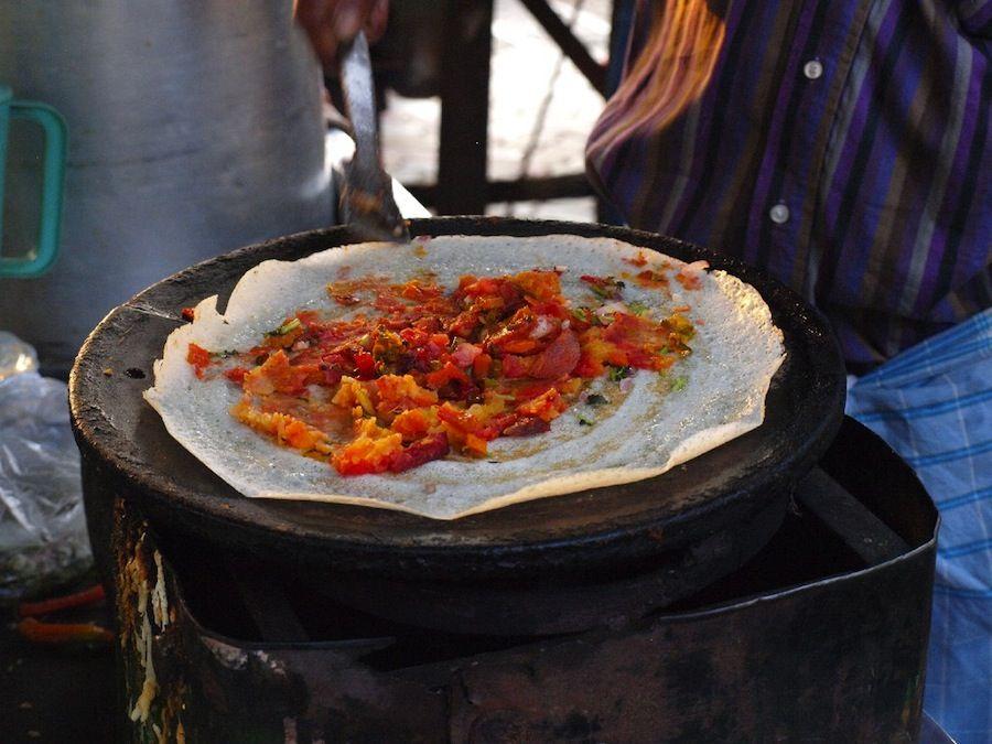 platillos tipicos de India, comida, India, que comer en India