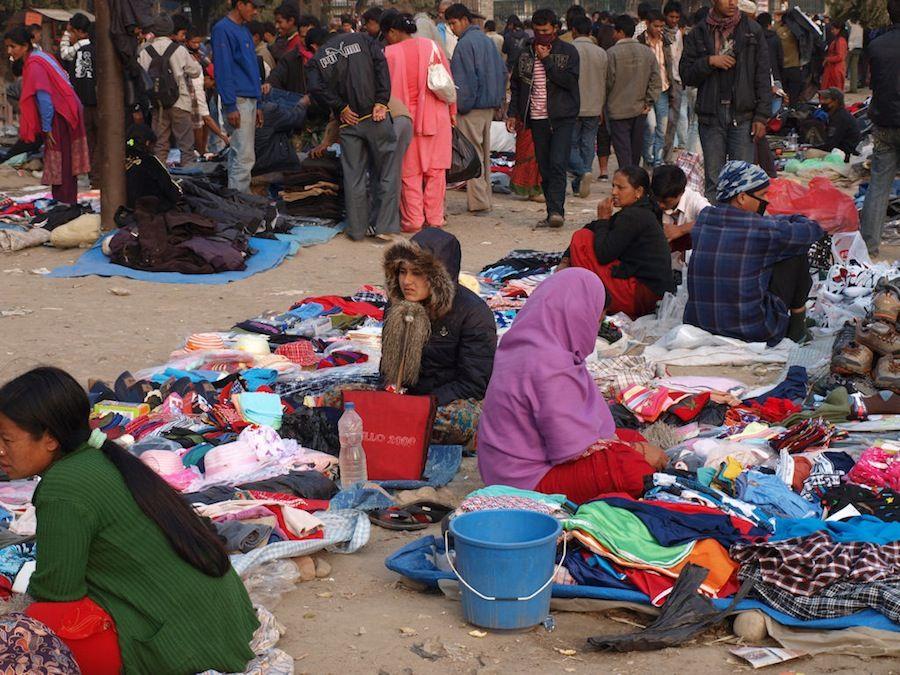 Que ver en Kathmandu Nepal compras