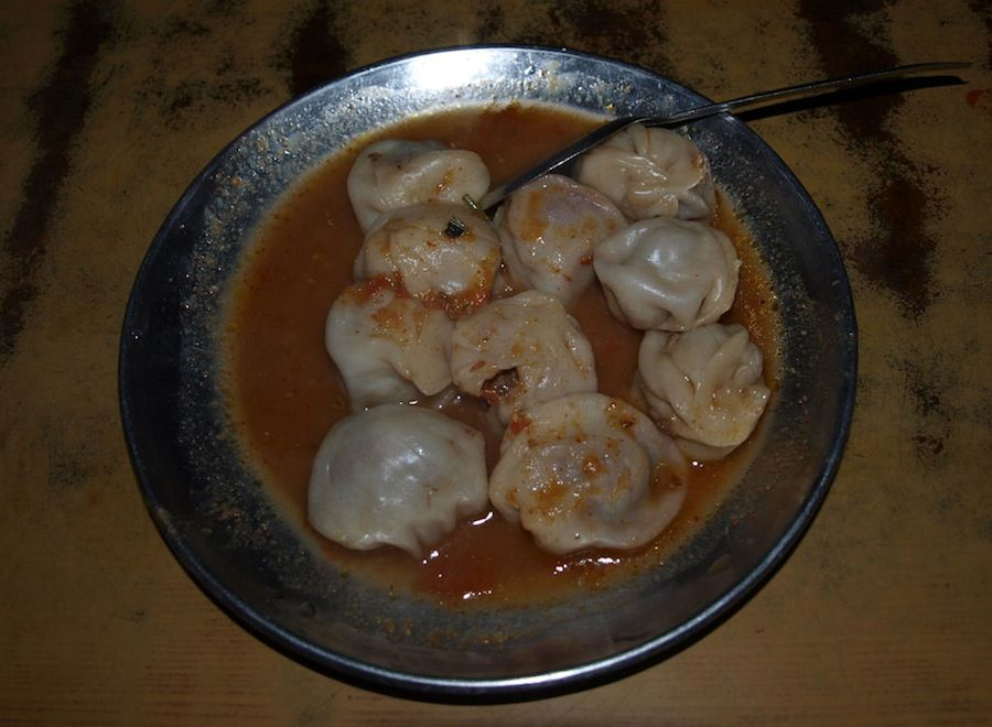 Nepal, comida, gastronomia, platillos tipicos, momos
