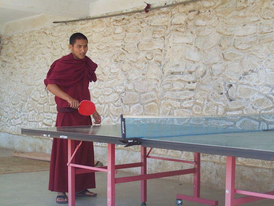 Viaje a Nepal, dormir en monasterio budista