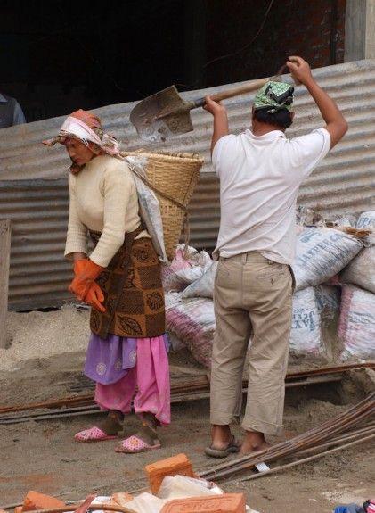 Situacion de la mujer en Nepal