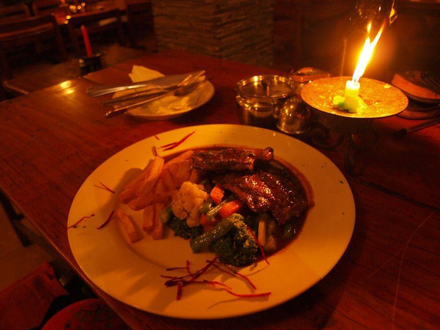 Nepal, gastronomia, comida tipica, platillos tipicos