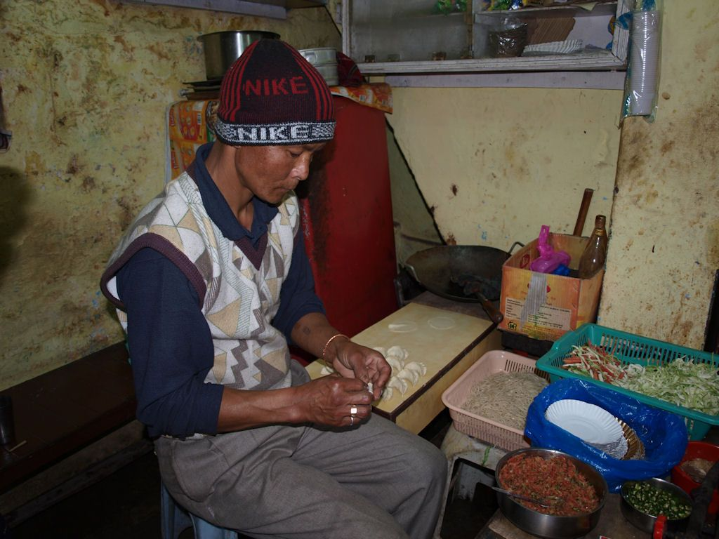 Momos, Nepal, comida tipica, platillos tipicos
