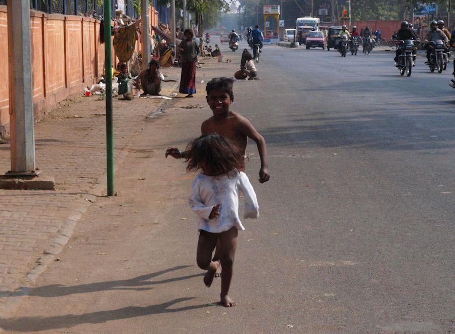 India, Jaipur, paseo, que ver, juegos, ninos