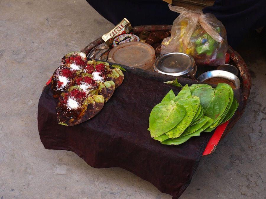 Paan, India, tabaco, cultura, costumbres